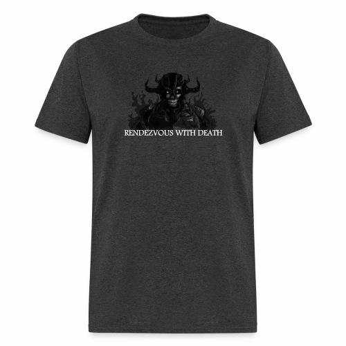 Rendezvous with death - Men's T-Shirt
