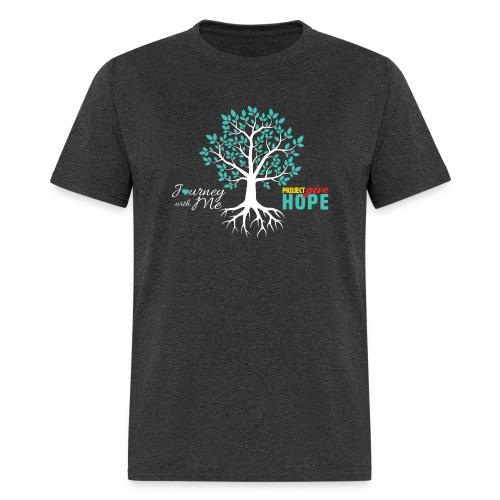 JWM PGH TEAL MONTH - Men's T-Shirt