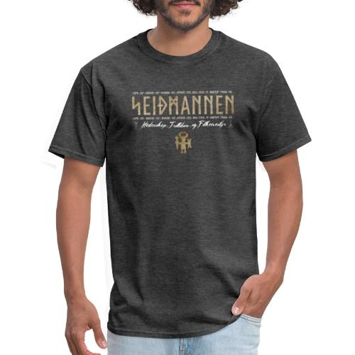 SEIÐMANNEN - Heathenry, Magic & Folktales - Men's T-Shirt