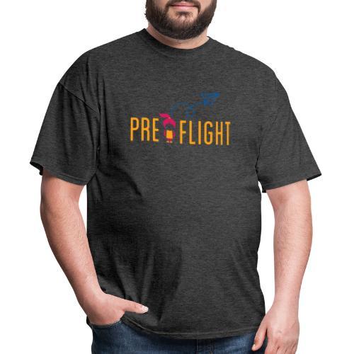 PreFlight Aviation Camp - Men's T-Shirt