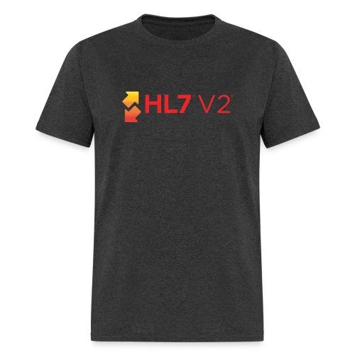 HL7 Version 2 Logo - Men's T-Shirt
