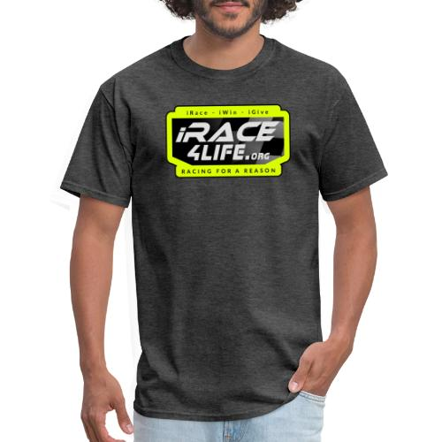 iR4L Logo - Men's T-Shirt