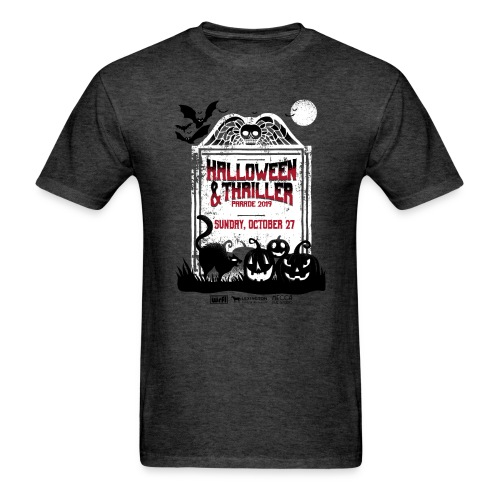 Thriller 2019 Lexington, Ky. Halloween Parade - Men's T-Shirt