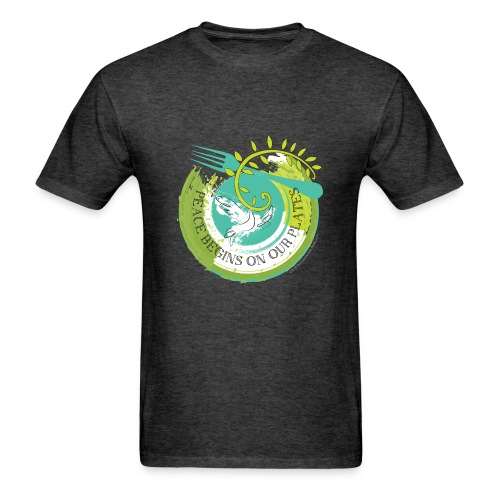 Peace Plate - Men's T-Shirt