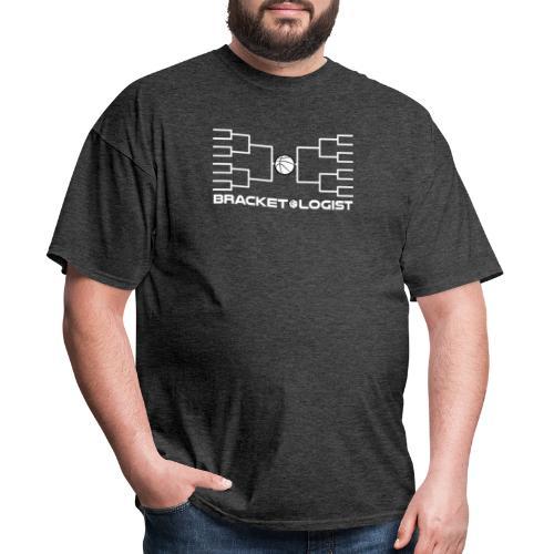Bracketologist basketball - Men's T-Shirt