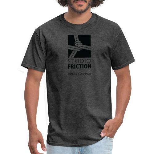 Studio Friction Black - Men's T-Shirt