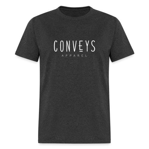 Conveys Apparel - White - Men's T-Shirt