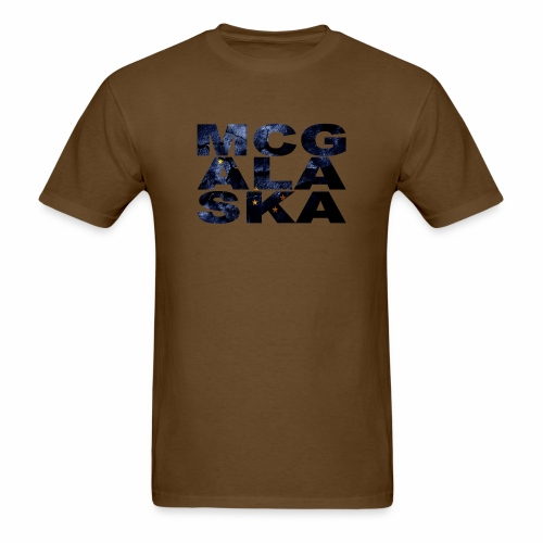 MCG ALA SKA TSHIRT DESIGN - Men's T-Shirt