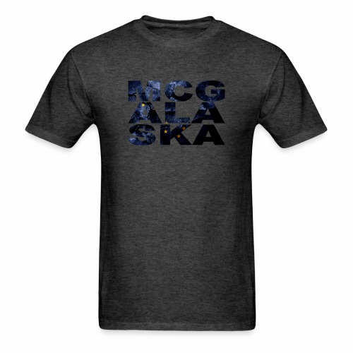 MCG ALA SKA TSHIRT DESIGN - Men's T-Shirt