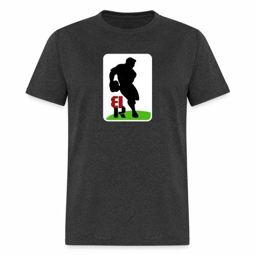 Breaking Rugby Flip - Men's T-Shirt