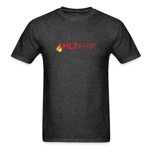HL7 FHIR Logo - Men's T-Shirt