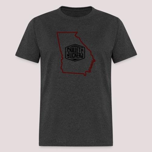 Peach Pickin' - Men's T-Shirt