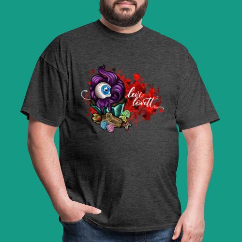 Levi Lovett - Men's T-Shirt