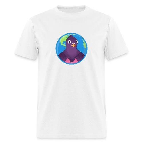pidgin_earthday - Men's T-Shirt