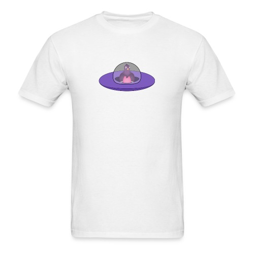 Pidgin UFO - Men's T-Shirt