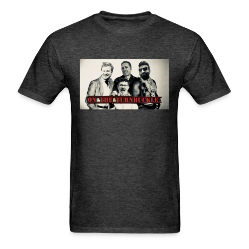 On The Turnbuckle A Team Print - Men's T-Shirt