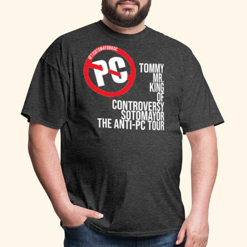 Anti PC Tour - Men's T-Shirt