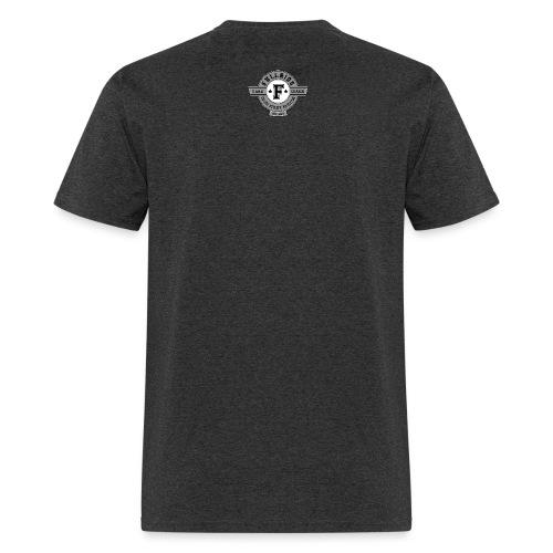 fullride grayscale transparent png - Men's T-Shirt