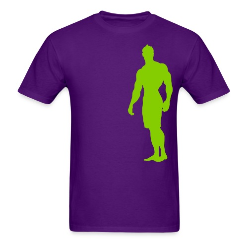Mens Physique Competitor 3 - Men's T-Shirt