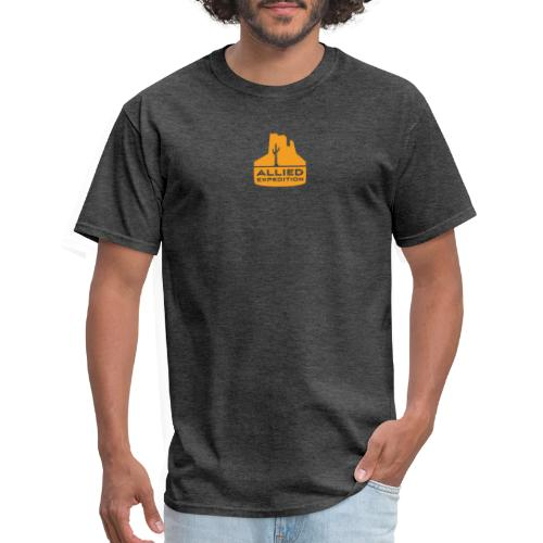 Allied Expedition | Logo Tee | Double-sided - Men's T-Shirt