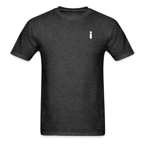 Inscribe Icons Front and Back - Men's T-Shirt