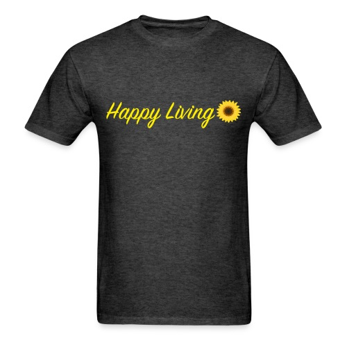 Happy Living - Men's T-Shirt