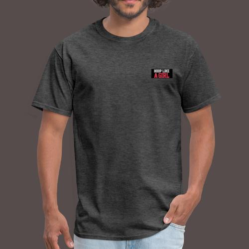 HOOP LIKE A GIRL APPAREL - Men's T-Shirt