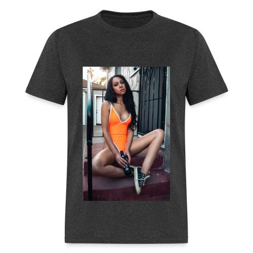 Hot Summer Nights - Men's T-Shirt