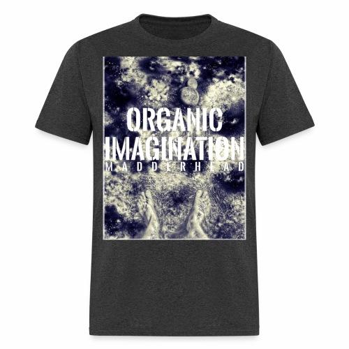 Organic Imagination (Galaxy) - Men's T-Shirt