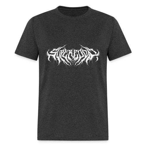 Supercool! logo - REVAMPIRED [WHITE] - Men's T-Shirt