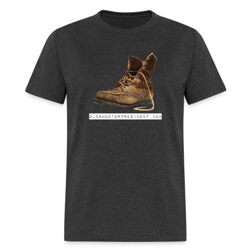 Old Shoe for President T-Shirt - Men's T-Shirt