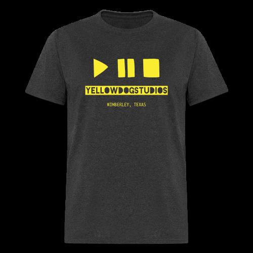 Yellow DOG Studios LOGO - Men's T-Shirt