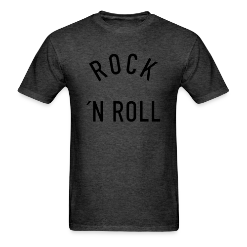 Rock 'n Roll Boxing Style - Men's T-Shirt