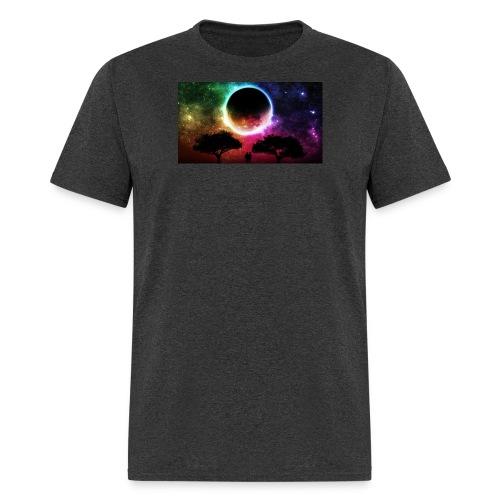 rainbow sky beautiful pictures 19401741 1093 614 - Men's T-Shirt