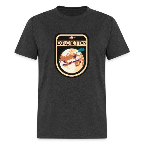 Explore Titan - Men's T-Shirt