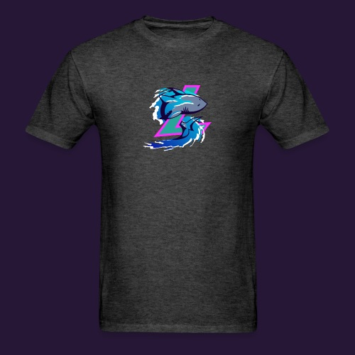 Sharklad Logo - Men's T-Shirt