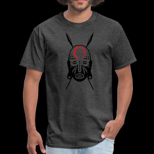 Zen/Lu Warrior Mask - Men's T-Shirt