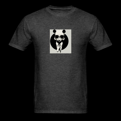 A dressed up panda - Men's T-Shirt