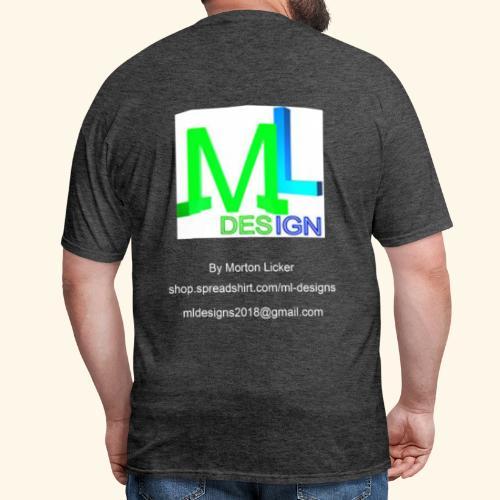 tshirt Back 1 - Men's T-Shirt