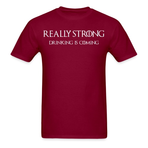 Really Strong GOT 2 png - Men's T-Shirt