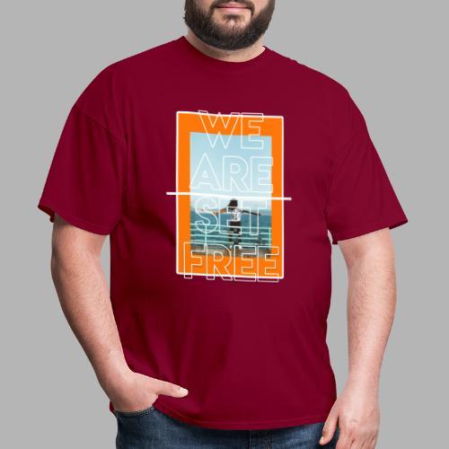 We are set free - Men's T-Shirt
