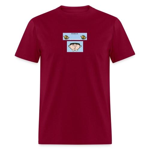 left on the outside - Men's T-Shirt