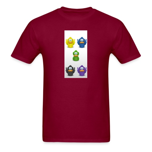 5 adiumys png - Men's T-Shirt