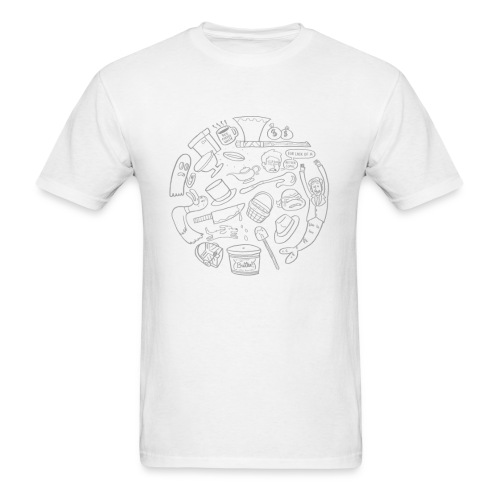 possibleshirtnobg png - Men's T-Shirt