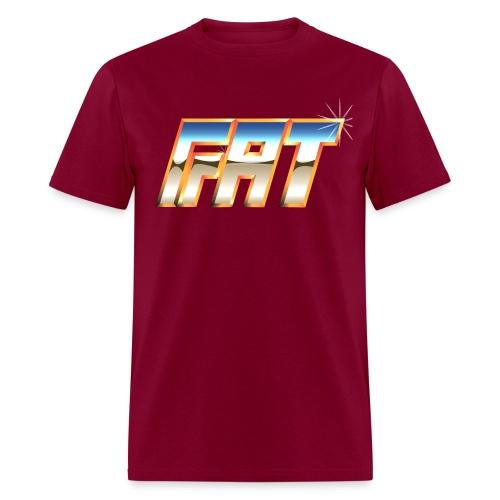fatwwflogo3 - Men's T-Shirt