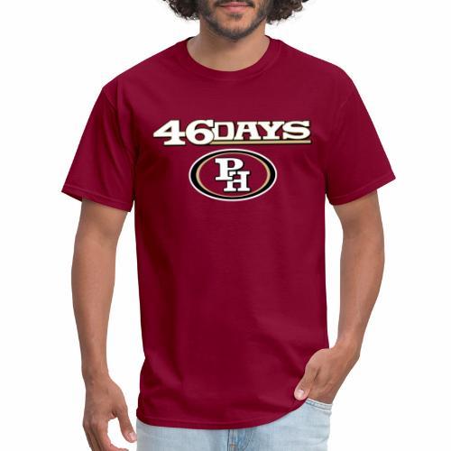 46days - Men's T-Shirt