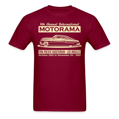 CCC-Sam-Barris-Motorama - Men's T-Shirt