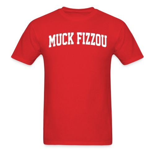alabama muck design - Men's T-Shirt