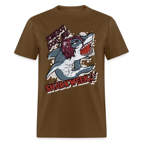 Shark Week - Men's T-Shirt