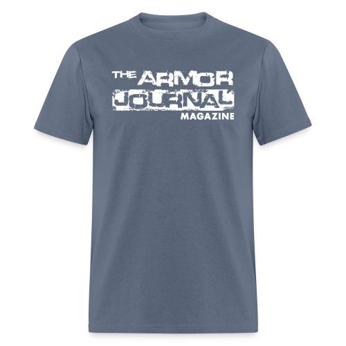 Destressed_logo_2 - Men's T-Shirt